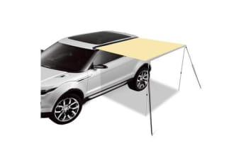 2.5X3M Car Side Awning Roof Rack Cover Tent