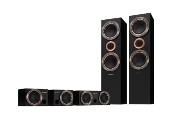 Pioneer Todoroki 5.0 Home Cinema Speaker Pack (SRS55TB)