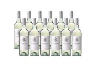 Silver Belle Pinot Grigio (12 Bottles)