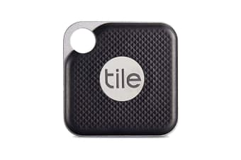 Tile Mate Pro Bluetooth Tracker with Replaceable Battery - Black (TI-EC-15001)