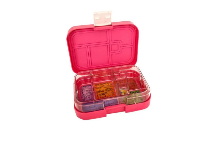 Munchbox Maxi 6 Bento Box Pink Princess