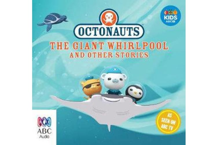 Octonauts - The Giant Whirlpool And Other Stories