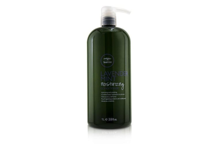 Paul Mitchell Tea Tree Lavender Mint Moisturizing Conditioner (Hydrating and Soothing) 1000ml
