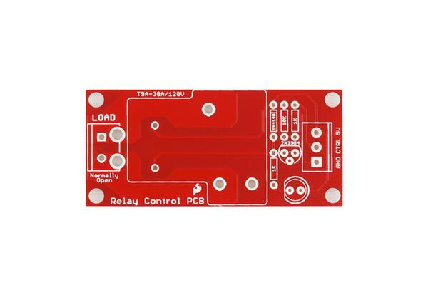 Relay Control PCB