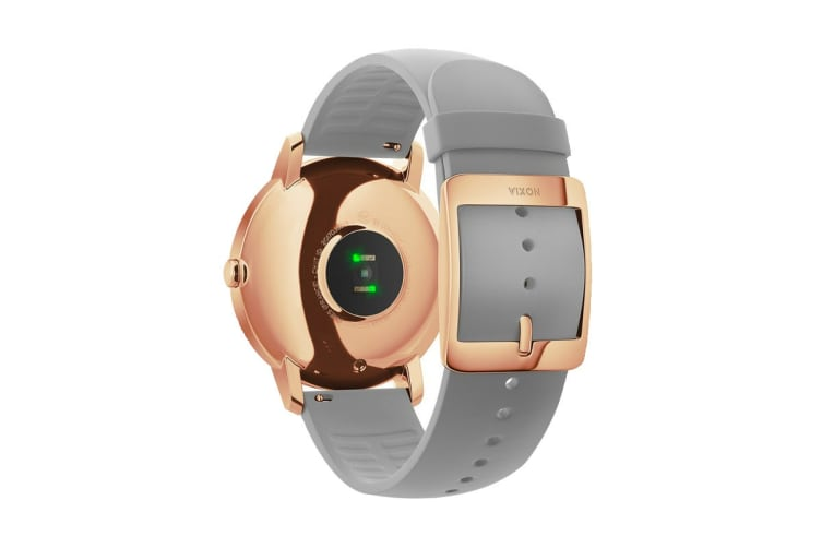 Withings Steel HR Smart Activity Tracker (36mm, Rose Gold)