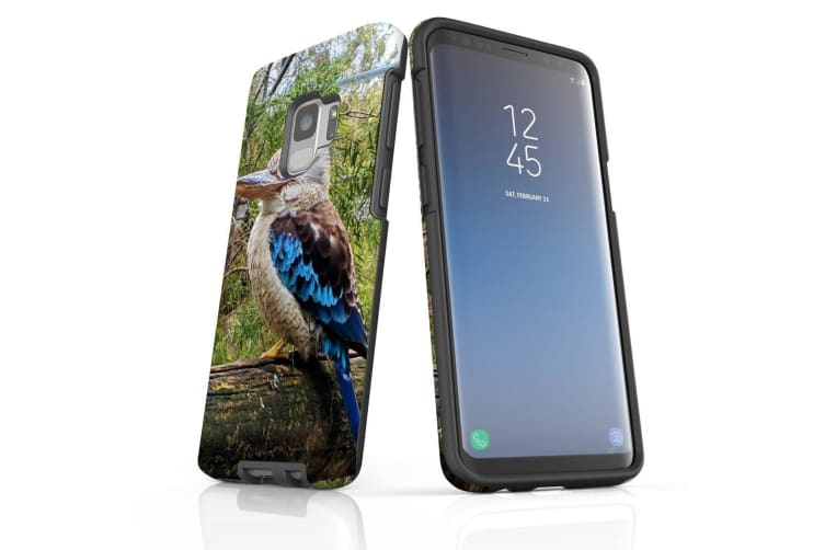 For Samsung Galaxy S9 Case Armour Cover  Kookaburra Tree Branch