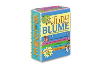 Judy Blume's Fudge Set