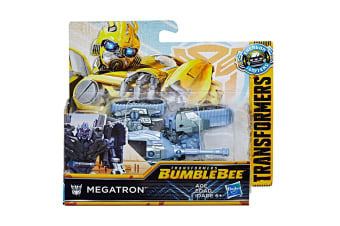 Transformers Bumblebee Energon Igniters Power Series Megatron