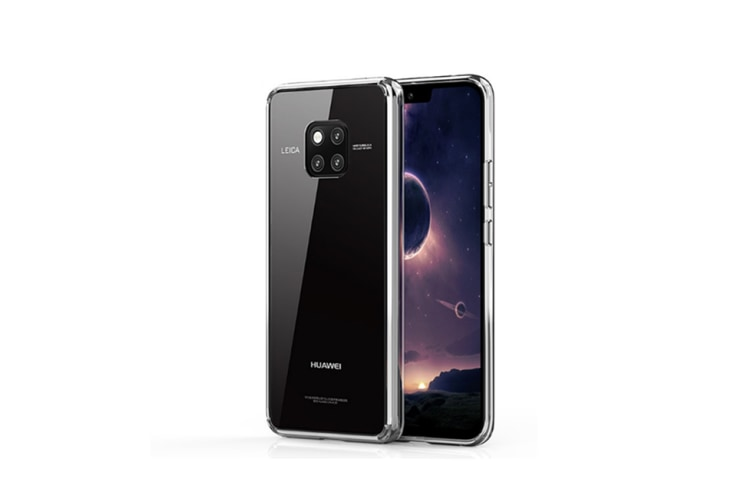 Slim Thin Clear Flexible Tpu Silicone Protective Case Cover For Huawei Clear Huawei Mate20Pro