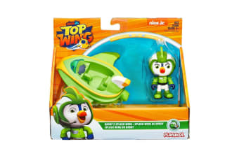 Playskool Top Wing Brody's Splash Wing