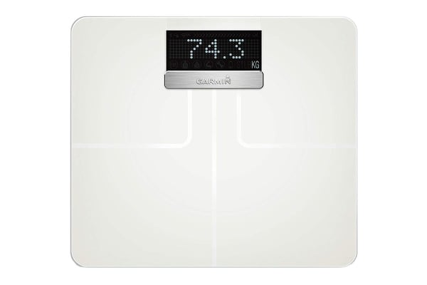 Garmin Index Smart Scale (White)