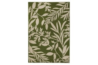 Malibu Green Outdoor Rug 160X110cm
