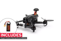 Kogan Carbon Racing Drone Endurance Combo