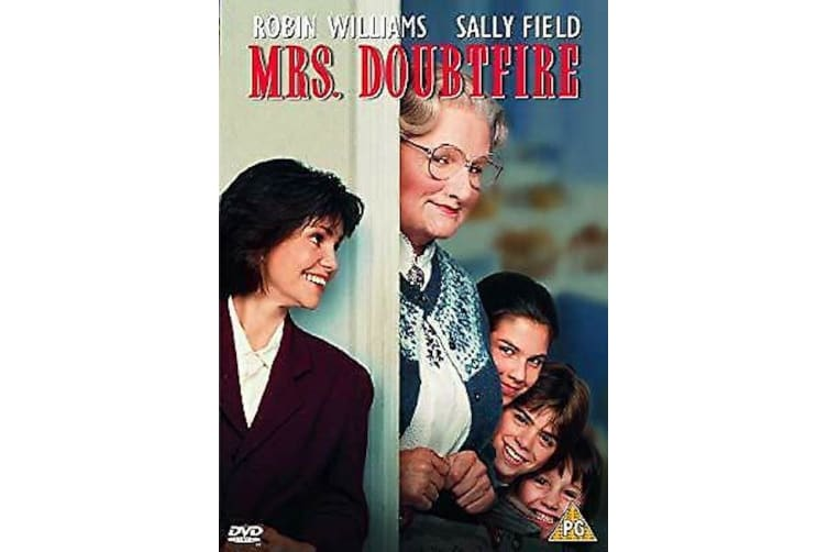 MRS. DOUBTFIRE  -Comedy Rare- Aus Stock DVD  Preowned: Excellent Condition