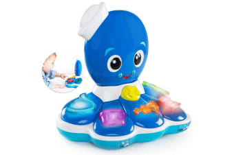 Baby Einstein Octopus Orchestra Musical Toy w/Classical Music/Kids/Infant 3m+