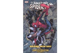 Spider-man - Brand New Day - The Complete Collection Vol. 4
