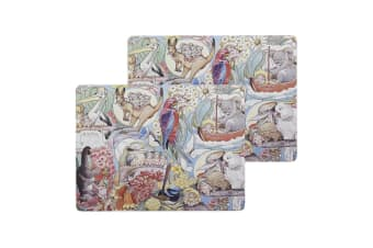 Ecology Bush Tales Large Placemats Set of 2