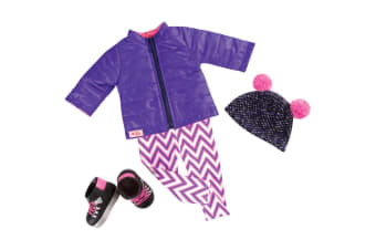 Our Generation Winter Walk Doll Clothes