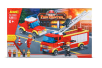Jumei Building Blocks - Fire Fighter
