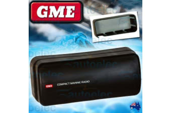 GME CVR001B CABIN COVER BLACK SUIT GR200 GX300 GX600 WATERPROOF MARINE BLACK