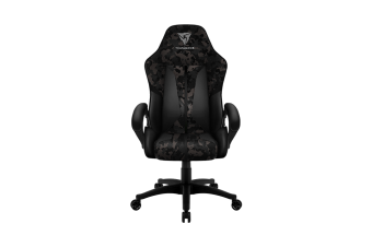 ThunderX3 BC1 CAMO Breathable Pinhole Surface Gaming/Office Chair - Grey