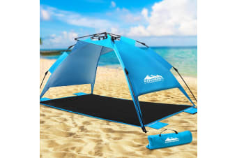 Pop Up Camping Tent Beach Portable Instant Hiking Sun Shade Shelter