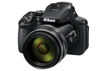 Nikon COOLPIX P900 Digital Camera with 83x Optical Zoom NIKKOR Super ED VR Lens -Built-In Wi-Fi