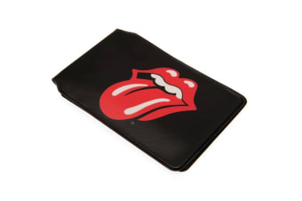 The Rolling Stones Card Holder (Black/Red)
