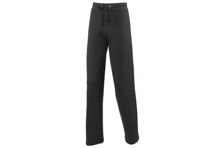 Awdis Girlie Womens Jogpants / Sweatpants / Jogging Bottoms (Jet Black) (XS)