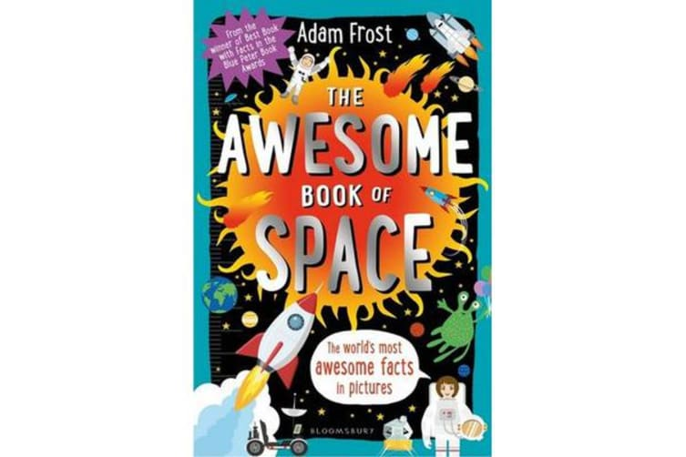 The Awesome Book of Space