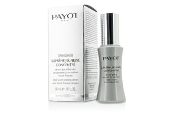 Payot Supreme Jeunesse Concentre Total Youth Boosting Serum - For Mature Skins 30ml