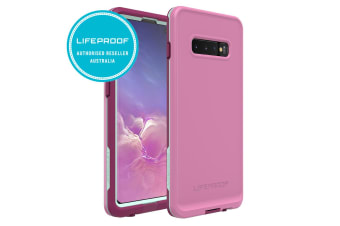 Lifeproof Fre Case f/ Samsung Galaxy S10+ - Frostbite