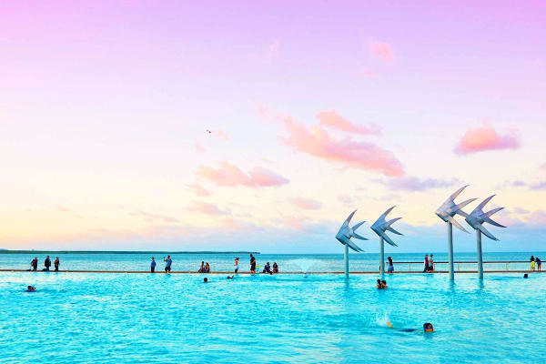 CAIRNS: 4 Nights at Rydges Esplanade Resort Including Flights for Two (Departing PER)