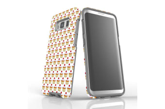 For Samsung Galaxy S8 Case  Armour Tough Cover  Muffins