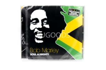Bob Marley - Soul Almighty BRAND NEW SEALED MUSIC ALBUM CD - AU STOCK