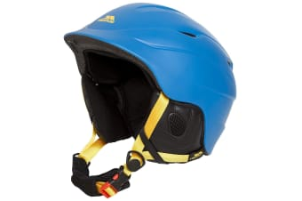 Trespass Buntz Snowsports Helmet (Blue/Orange)