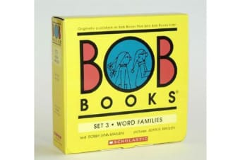 Bob Books Set 3 - Word Families
