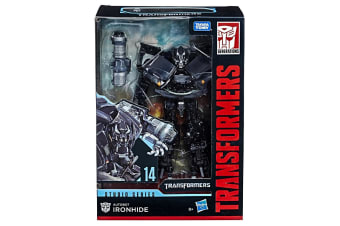 Transformers Generations Studio Series 14 Voyager Ironhide
