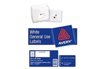 AVERY GENERAL USE L7158 A4 30 LABELS/SHEET 100SH/PK