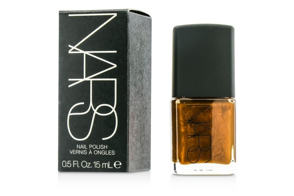 NARS Nail Polish - #Delos (Copper brown infused with gold) (15ml/0.5oz)