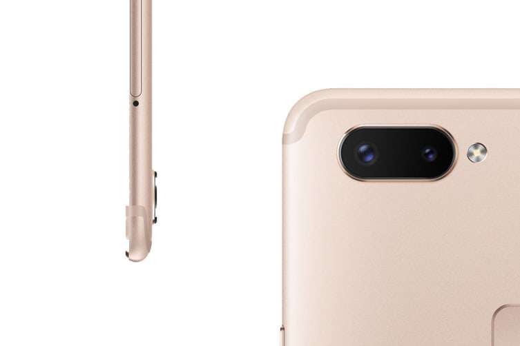 Vivo X20 Plus (64GB, Gold)