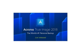 Acronis True Image 2018 Subscription - 3 Computers