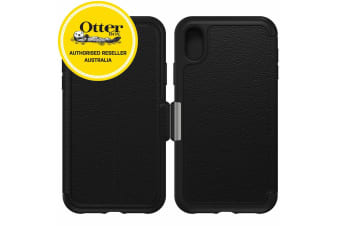 Otterbox Strada Case for iPhone XR - Shadow