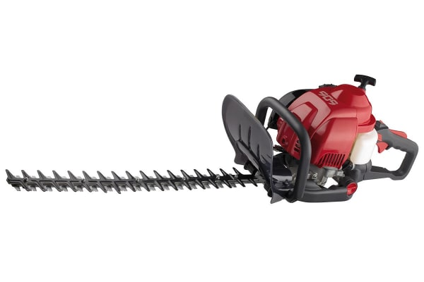 909 25cc 4 Stroke Petrol Hedge Trimmer with Dual Action Blade (52742/YR-HT250)