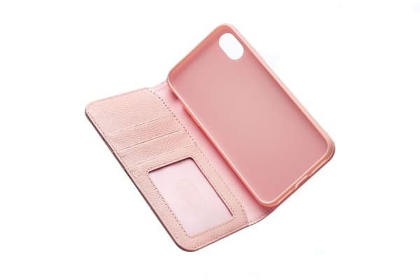 Cygnett CitiWallet Leather Case for iPhone X - Pink
