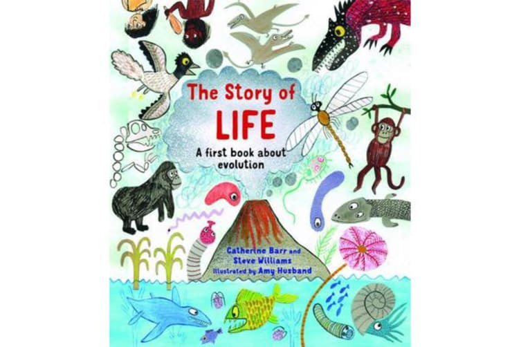The Story of Life - A First Book about Evolution