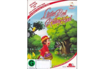 Little Red Riding Hood: with 8 favourite children's songs Region 4