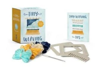 Tiny Weaving - Includes Two Mini Looms!