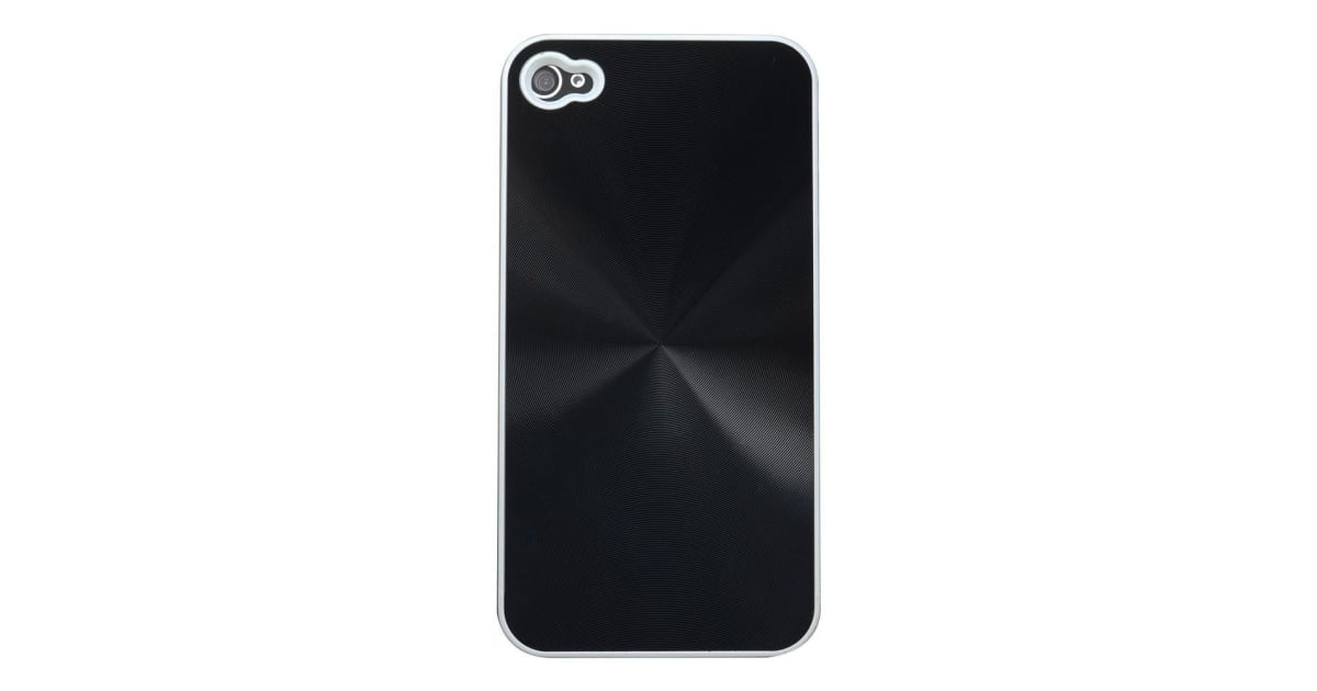 finest selection d9135 eb051 For iPhone 4S 4 Case Cool 3D Effect Durable Shielding Cover Black | Phone  Cases