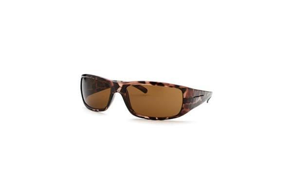 Kenneth Cole Reaction Women's  Rectangle Animal Sunglasses (KCR1186-052E-61-17)
